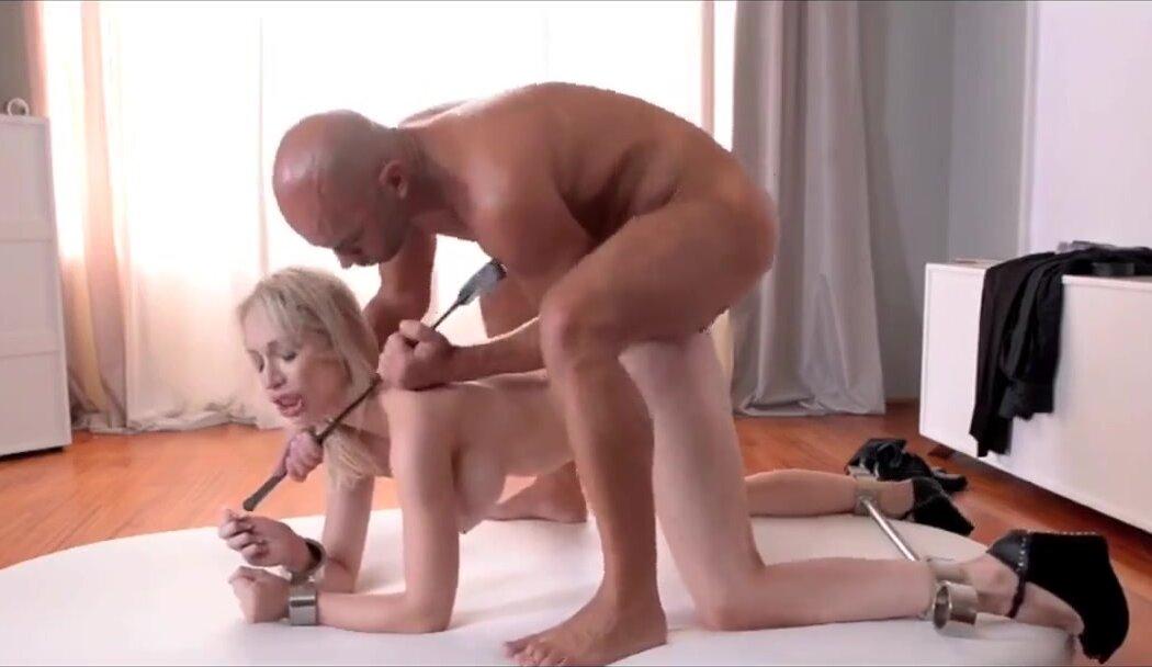 Порно с лысым парнями