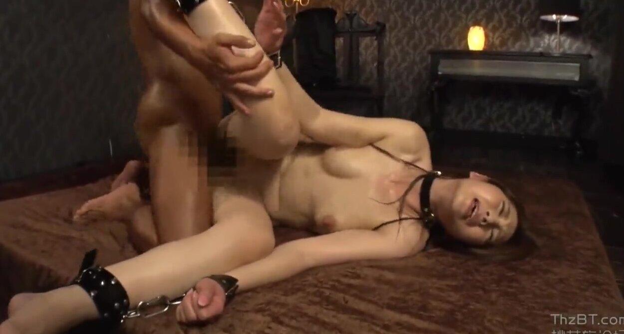 Секс с японками стонет