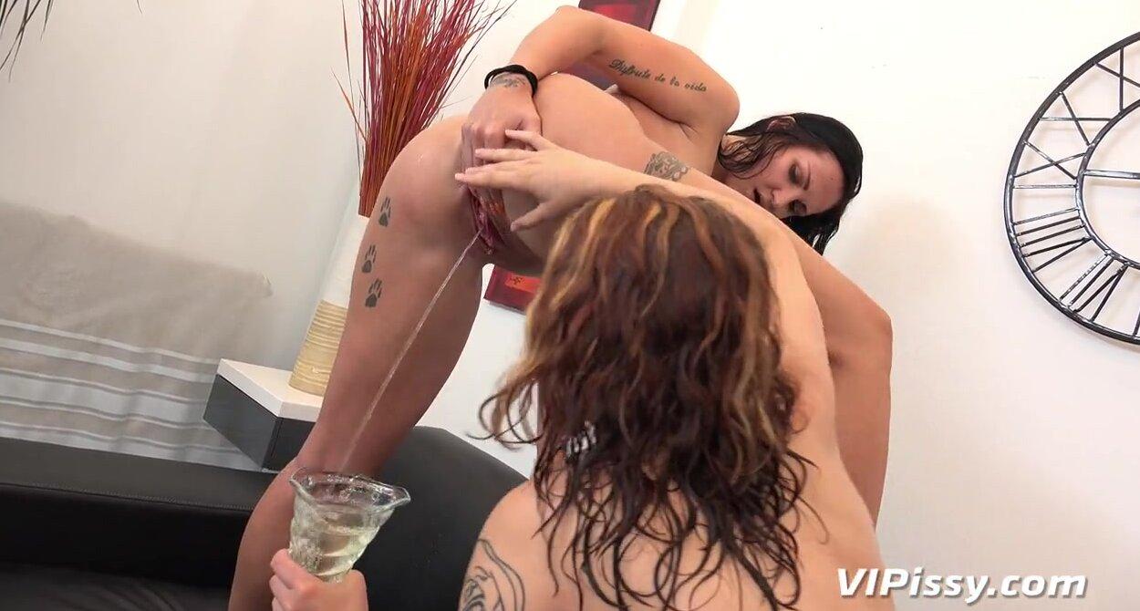 Страстный секс и лизание писи