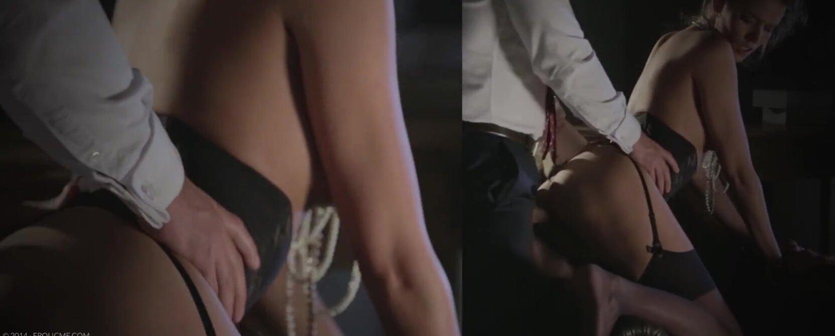 Красивое постелное секс видео
