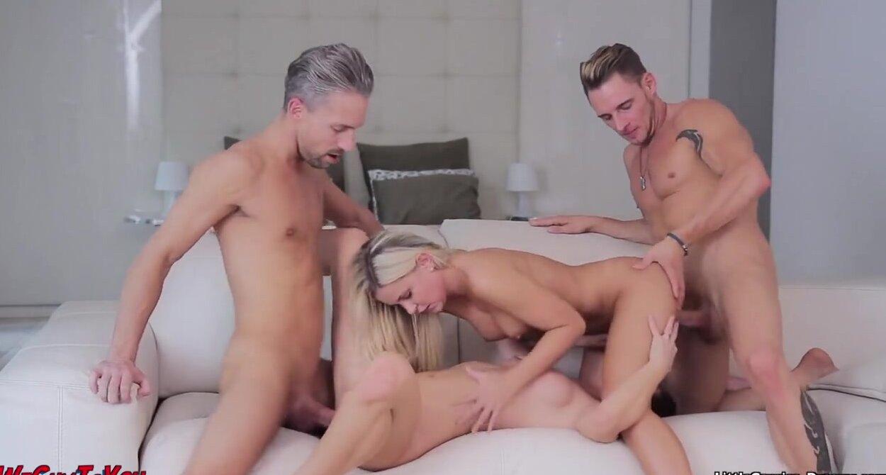 Секс видео обмен партнерами