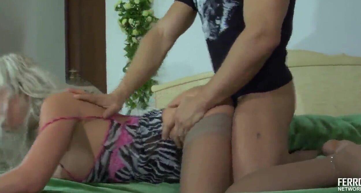Случайный секс с сиськастой 9 фотография