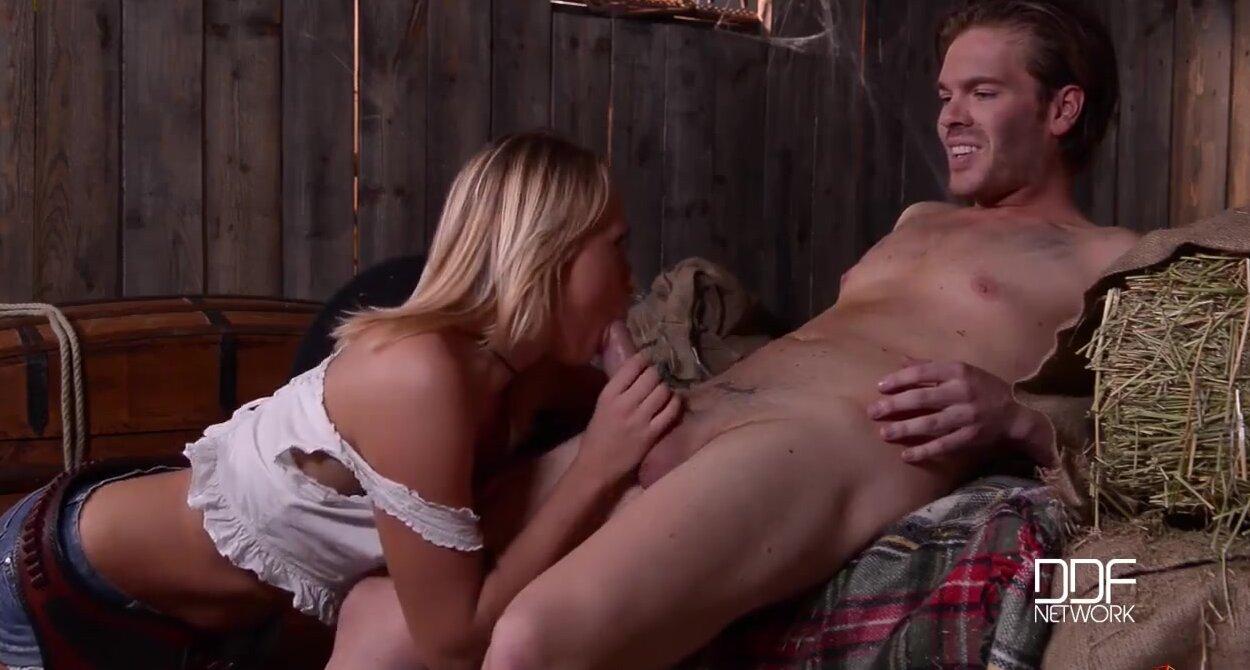 Порно в сарае онлайн