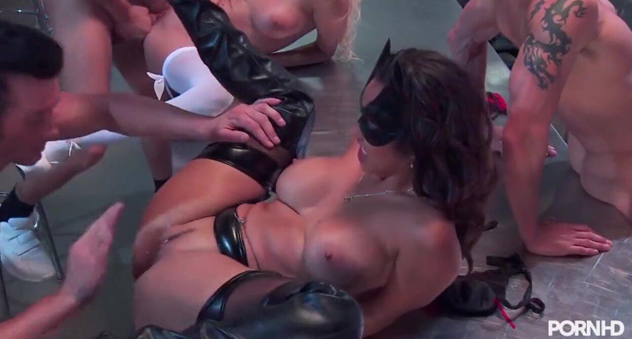 порно оргия новое hd
