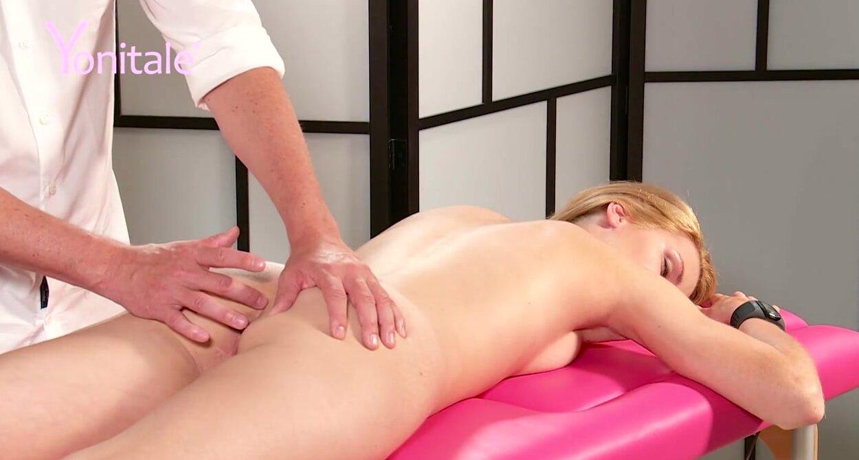 Эротический массаж доводит девушку до оргазма. Видео ...