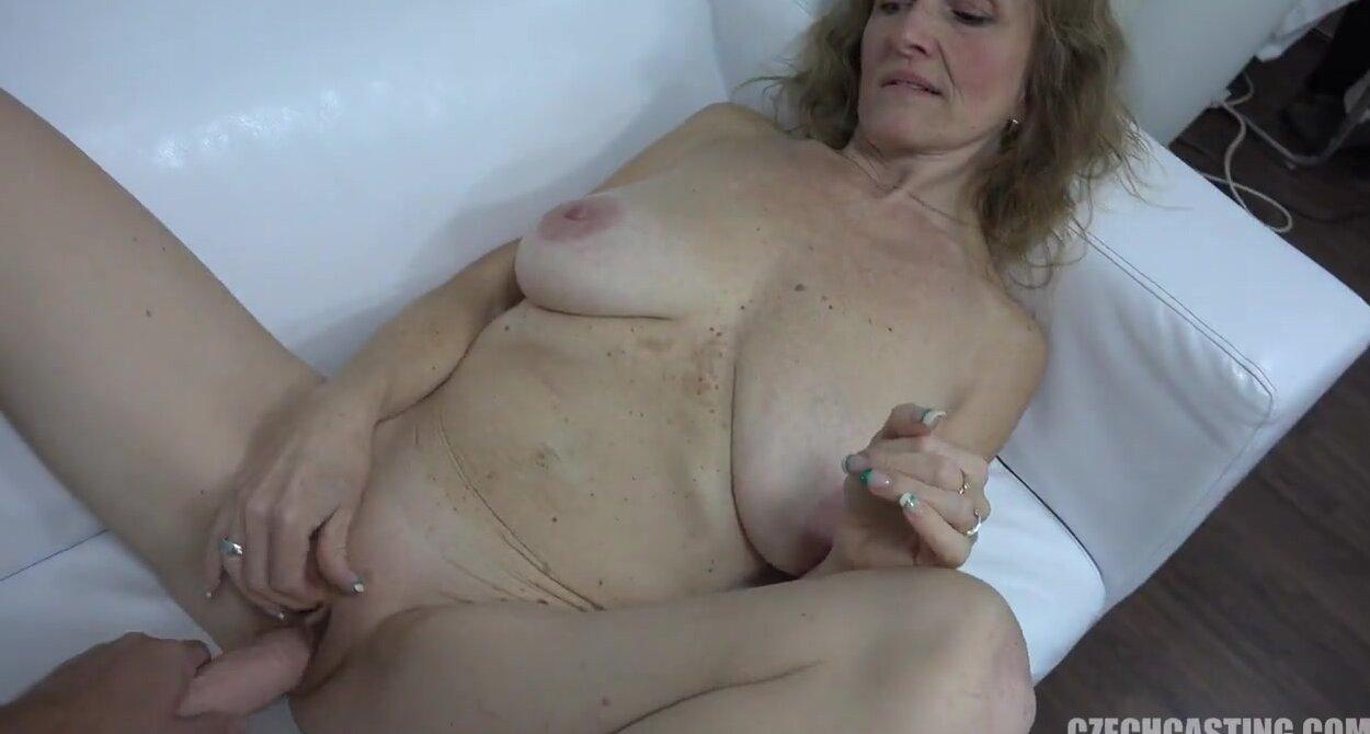 видео порно чешки в масле на кастинге